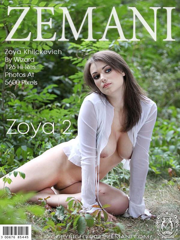 Zoya Khilckevich - Zoya 2 (2021-10-15)